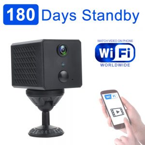180 Days Standby Time Photo Trap WiFi Camera with PIR sensor Night Vision Video can watch