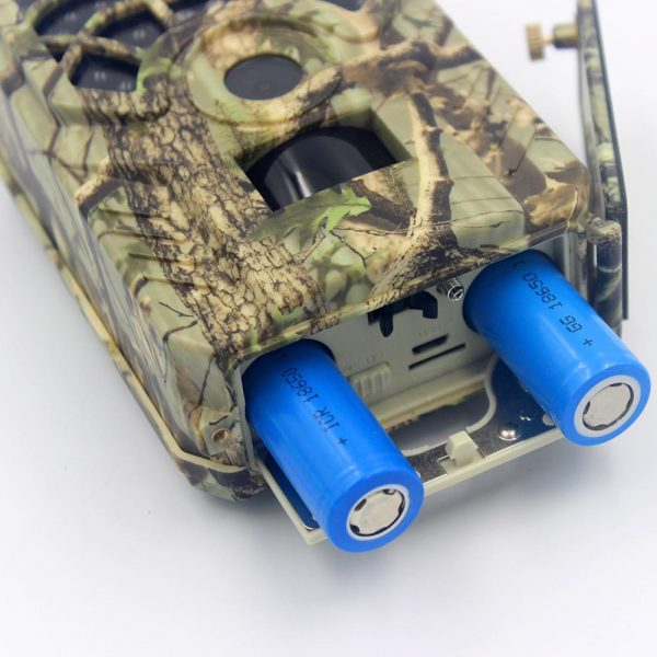 50 OFF Hunting Trail Video Camera Photo Trap 5MP Wildlife Night Vision 120 Degree Scouting Game 3