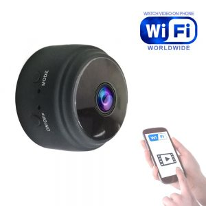 A9 Mini WiFi PIR Camera Night Vision 1080P Wireless Remote Monitor Phone App Motion Detection DVR