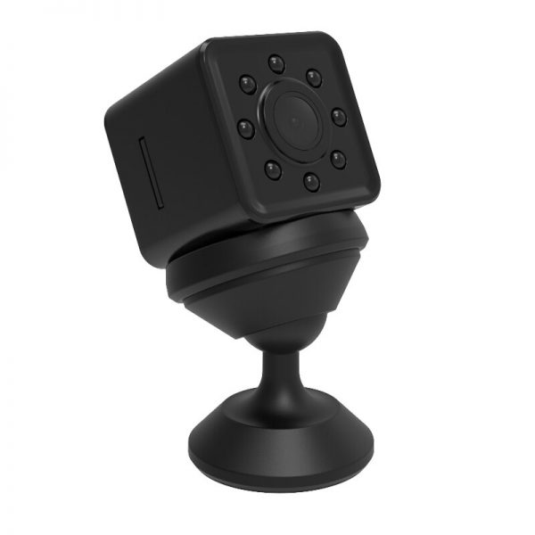 Cute AF Mini Sport Camera with Motion Detection Night Vision and Waterproof case Video can watch 4