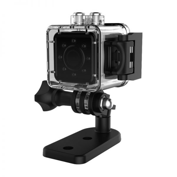 Cute AF Mini Sport Camera with Motion Detection Night Vision and Waterproof case Video can watch 5