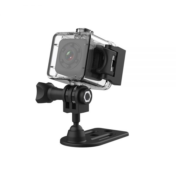 Mini Sport VGA Camera with Night Vision and Waterproof case Video can watch in phone APP 2