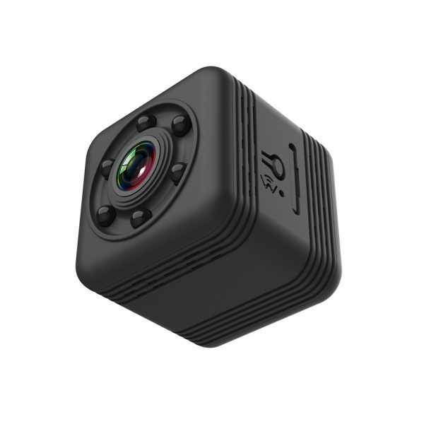 Mini Sport VGA Camera with Night Vision and Waterproof case Video can watch in phone APP 3