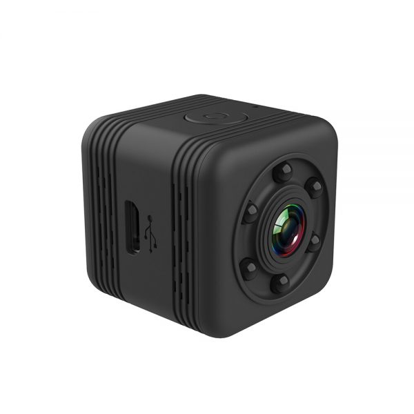 Mini Sport VGA Camera with Night Vision and Waterproof case Video can watch in phone APP 4