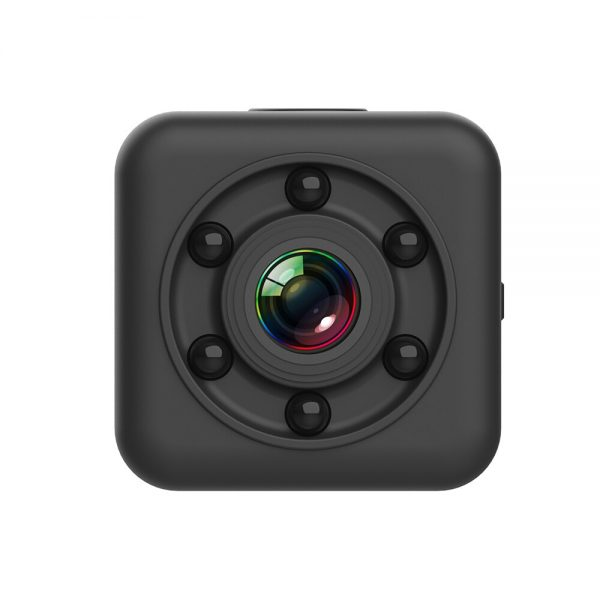 Mini Sport VGA Camera with Night Vision and Waterproof case Video can watch in phone APP 5