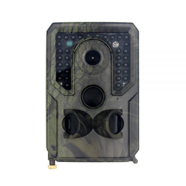 PR 400C HD 1080p Hunting Camera Photo Trap 12MP Wildlife Trail Night Vision 120 Degree Trail 2