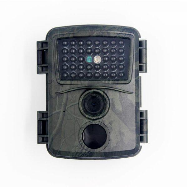 PR600A Green Camo Hunting Camera 1080p Night Vision 940nm Infrared LED Trail Camera Outdoor Wildlife Camera 2