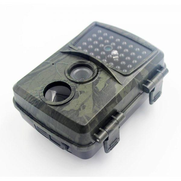 PR600A Green Camo Hunting Camera 1080p Night Vision 940nm Infrared LED Trail Camera Outdoor Wildlife Camera 3