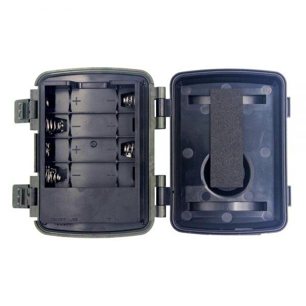 PR600A Green Camo Hunting Camera 1080p Night Vision 940nm Infrared LED Trail Camera Outdoor Wildlife Camera 4
