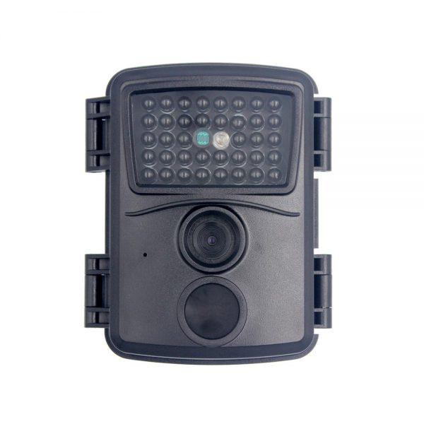 PR600B Black Hunting Camera 1080p Night Vision 940nm Infrared LED Trail Camera Outdoor Wildlife Camera Scouting 1