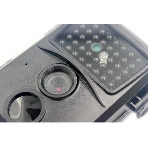 PR600B Black Hunting Camera 1080p Night Vision 940nm Infrared LED Trail Camera Outdoor Wildlife Camera Scouting 3