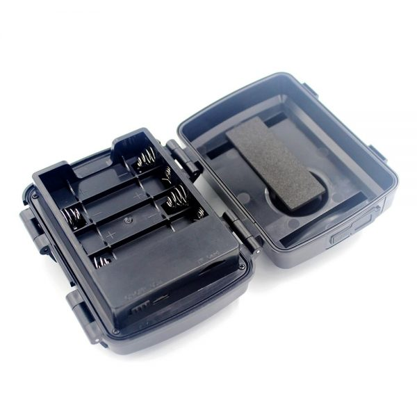 PR600B Black Hunting Camera 1080p Night Vision 940nm Infrared LED Trail Camera Outdoor Wildlife Camera Scouting 4