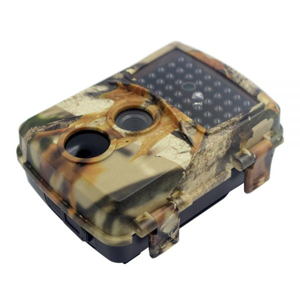 PR600C Autum Camo Hunting Camera 1080p Night Vision 940nm Infrared LED Trail Camera Outdoor Wildlife Camera 3