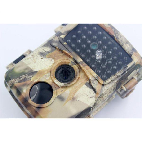 PR600C Autum Camo Hunting Camera 1080p Night Vision 940nm Infrared LED Trail Camera Outdoor Wildlife Camera 5