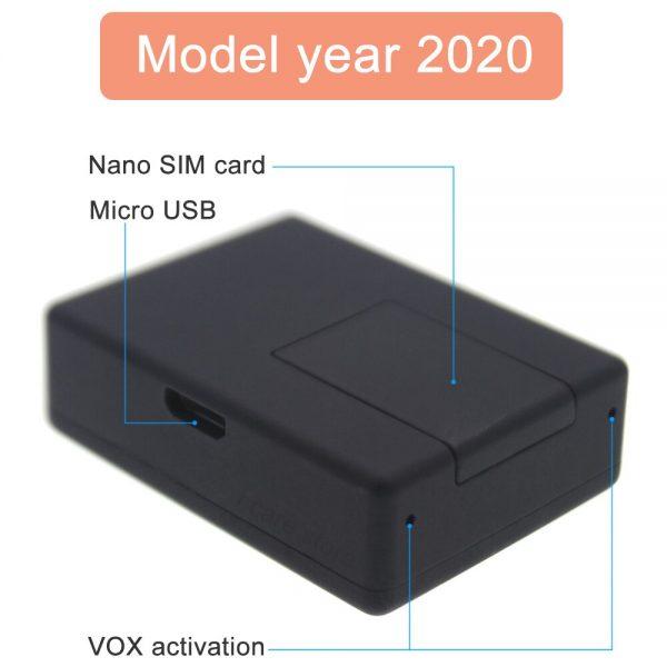 Voice Activate Security Alarm N9 Mini GSM Audio Listener with VOX Latest Version Model 2020 Audio 1