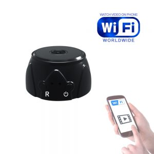 WD8 Mini WiFi IP Camera Camcorder Home Security Wireless HD 720P DVR IR Night Vision Motion