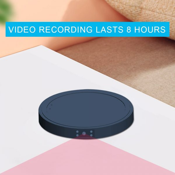 Wireless Charger Mini Camera MD19A for iPhone Samsung Huawei Xiaomi Phone HD 1080P Night Vision Motion 3