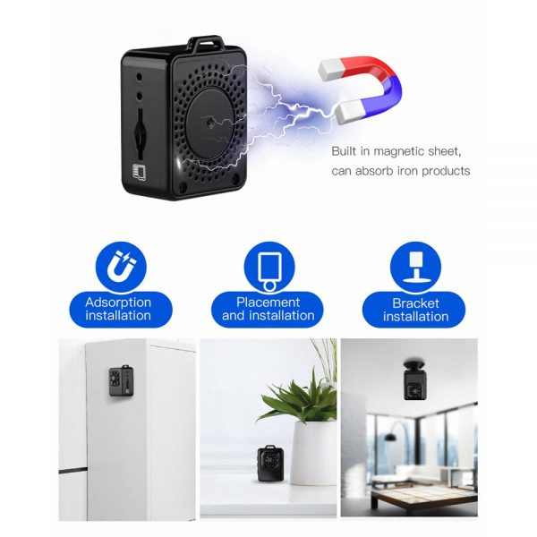 Mini Sport Camera G107 With Motion Detection Night Vision Video Resolution 1080p Full HD Photo Trap 2