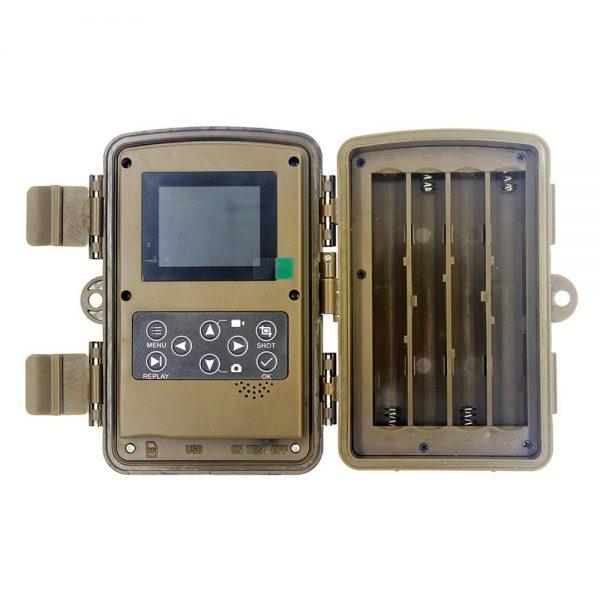 PR 700 HD 1080p Hunting Camera Photo Trap 20MP Waterproof IP66 Wildlife Trail Night Vision Video 4