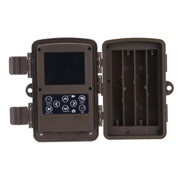 PR 900 HD 1080p Hunting Camera Photo Trap 16MP Waterproof IP66 Wildlife Trail Night Vision Video 4