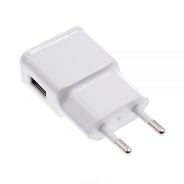 Phone Charger USB Power Travel Adaptor 5V 2A Safe and Good Certified 2000mA Europe Plug 2