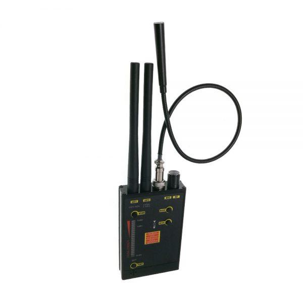 Professional Spy Hidden Camera Detector Audio Bug Detector Anti Candid Anti Eavesdropping Magnet GPS Tracker 2