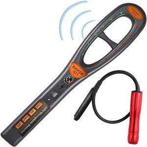 Raksa 021 Handheld Security Scanner For Detect Wireless RF Signal And Magnet Detector