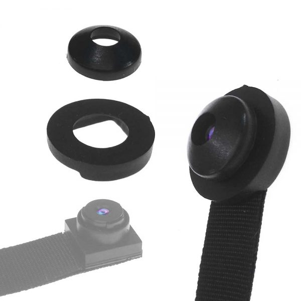 Universal Button Lens Cover For Mini WiFi IP Camera Sensor 8x8mm Pack 3