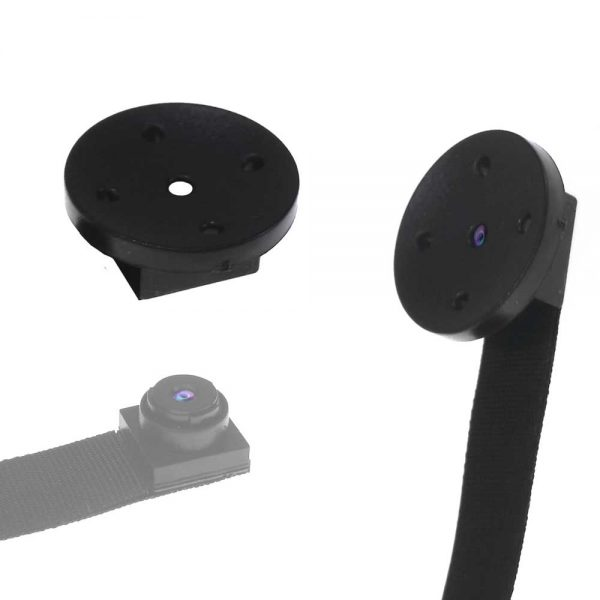 Universal Button Lens Cover For Mini WiFi IP Camera Sensor 8x8mm Pack 4