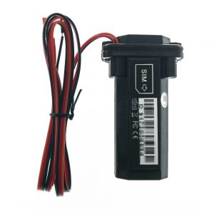 Waterproof Portable GPS Tracker With Cable Installation In Car Or Motorbike With Back Up Battery
