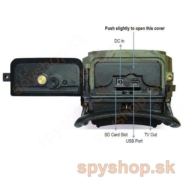 Trail Hunting Camera 12MP 1080P HD 7