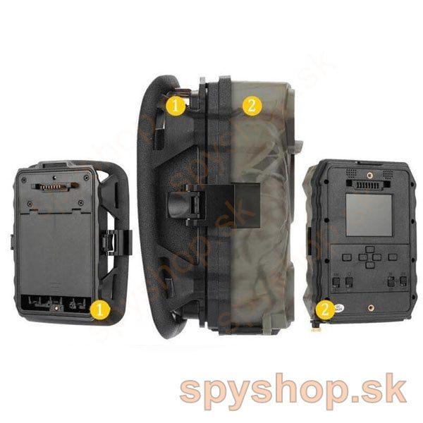 Trail Hunting Camera 12MP 1080P HD 9