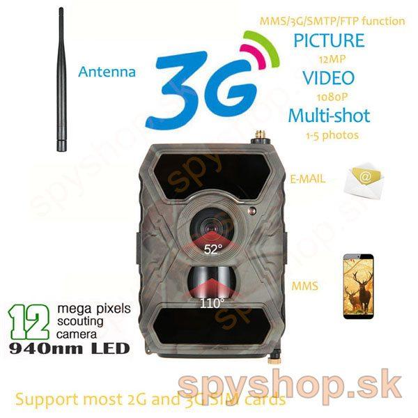 fotopacsa MMS 3G 12MP 1080P 6