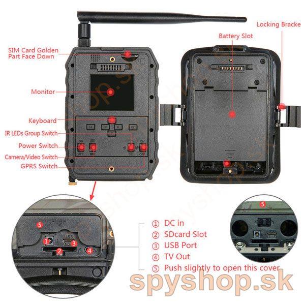 fotopacsa MMS 3G 12MP 1080P 8