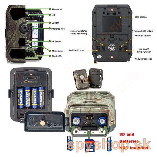 fotopacsa MMS 3G 12MP 1080P 9