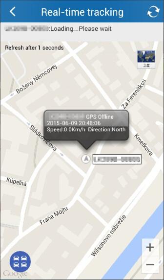 GPS longtime 2