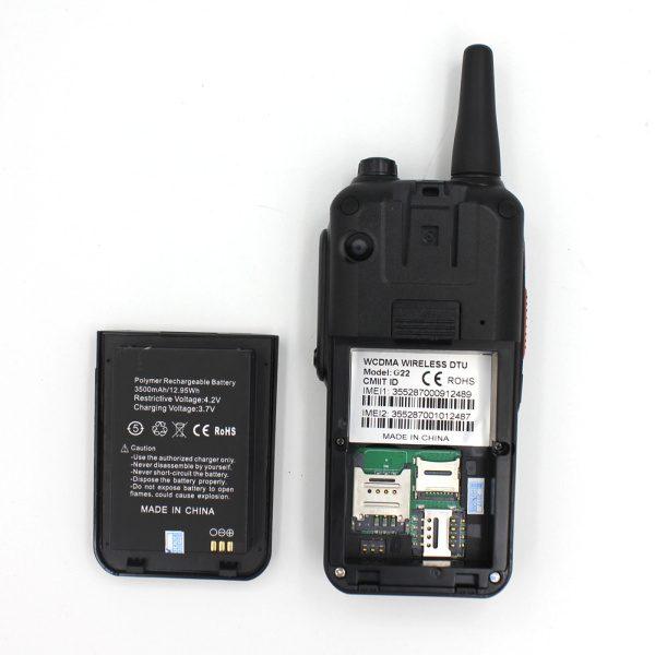 G22 Network Phone Radio 9
