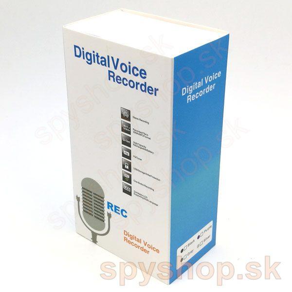 diktafon 8GB 02