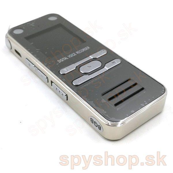 diktafon 8GB 12