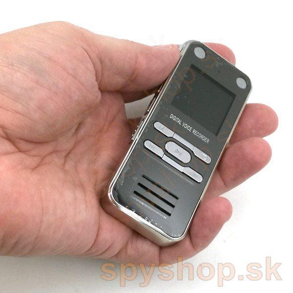 diktafon 8GB 18