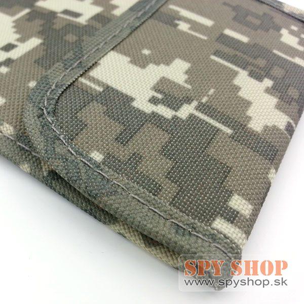 mobile bag camo marpat detail 2