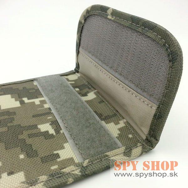 mobile bag camo marpat detail 3