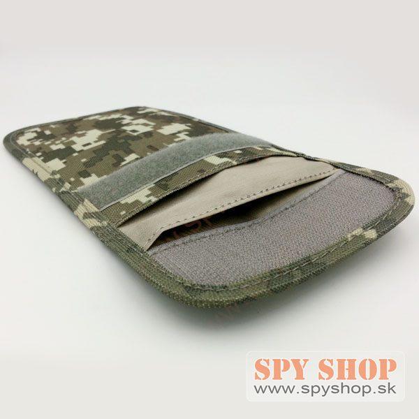 mobile bag camo marpat detail 4