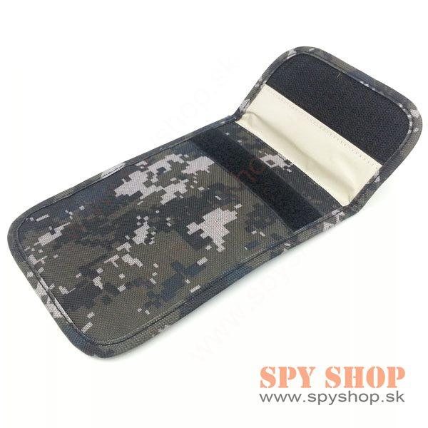 mobile bag camo marpat navy 3