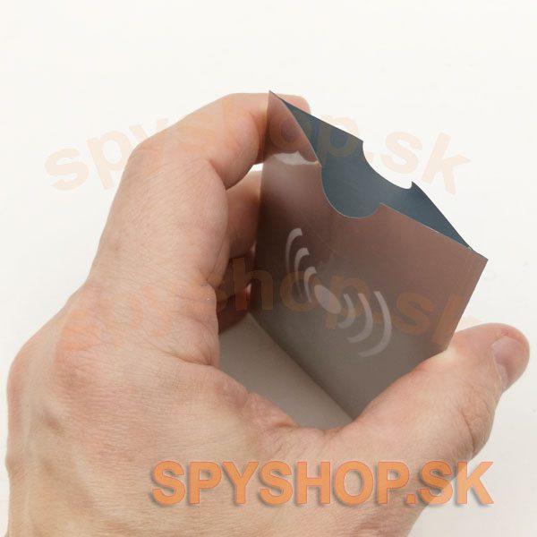 ochranný obal na kartu ID 88x62 2