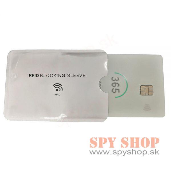 ochranny obal na kartu ID 91x63 x5