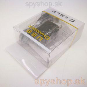 nabijacka s SD kartou DVR 2